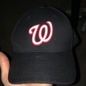 Washington Nationals Nike Velcro Hat